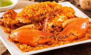 Cua thịt cà mau - Vị biển miền trung chuyên cung cấp hải sản tươi sống, chất lượng