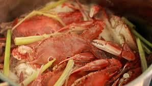 Ghẹ 3 chấm - Vị biển miền trung chuyên cung cấp hải sản tươi sống, chất lượng