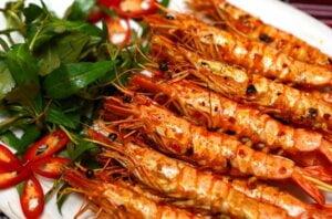 Tôm sú - Vị biển miền trung chuyên cung cấp hải sản tươi sống, chất lượng