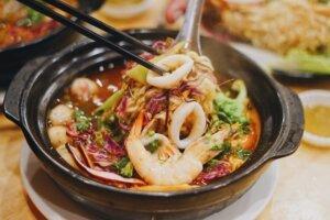 Quán hải sản Kinh Dung